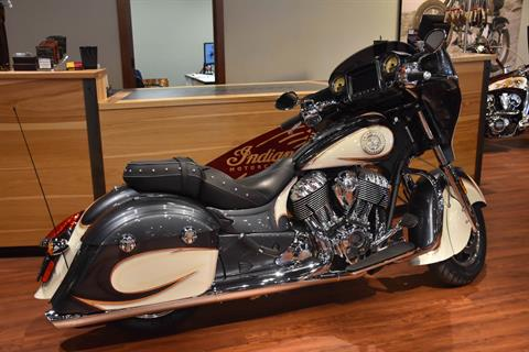 2017 Indian Chieftain® in Elkhart, Indiana