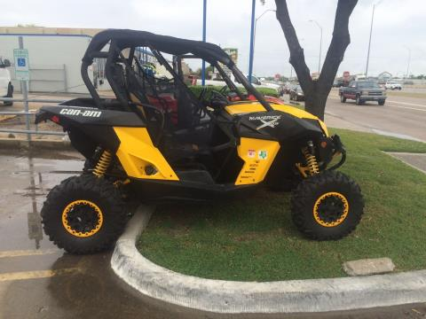 2014 Can-Am Maverick™ X® rs DPS™ 1000R in Richardson, Texas