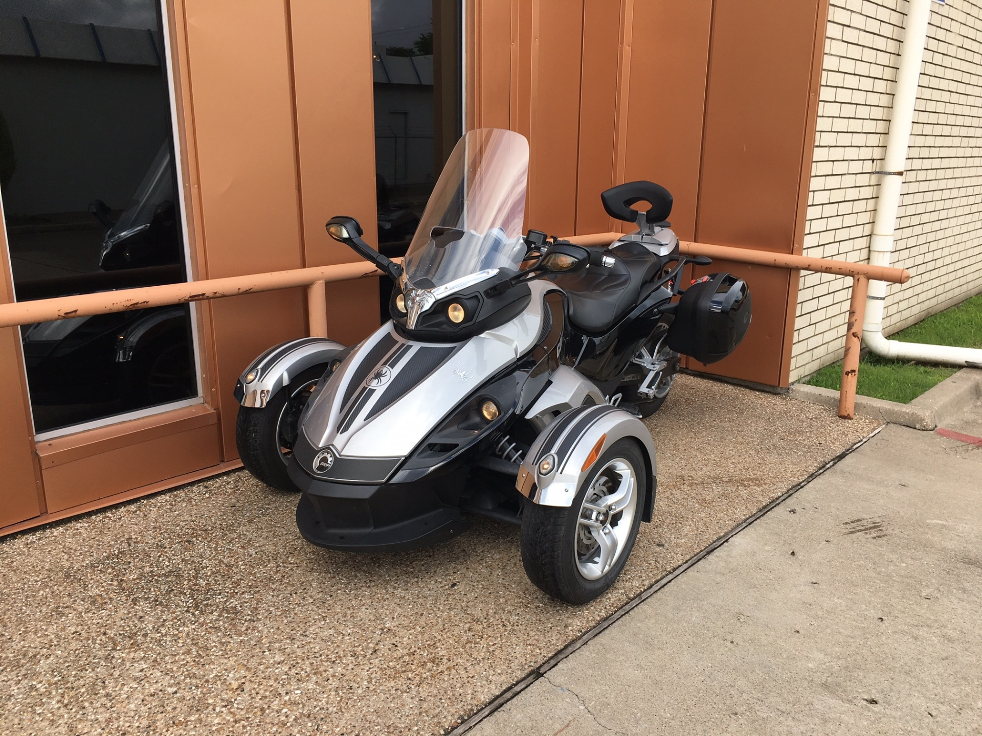 2008 Can-Am Spyder™ GS SM5 in Richardson, Texas