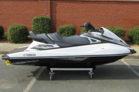 2016 Yamaha VX Cruiser® in Sumter, South Carolina