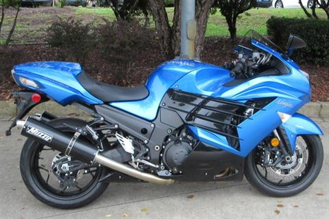 2012 Kawasaki Ninja® ZX™-14R in Sumter, South Carolina