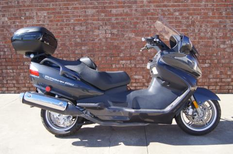 2012 Suzuki Burgman Executive 650 in Beaumont, Texas