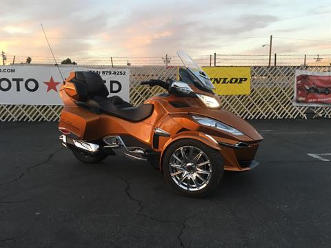 2014 Can-Am Spyder® RT Limited in La Habra, California