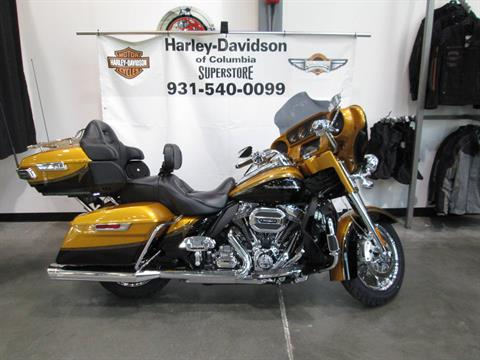 2015 Harley-Davidson CVO™ Limited in Columbia, Tennessee