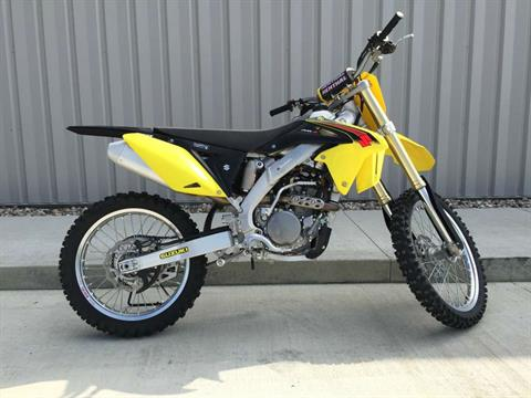 2015 Suzuki RM-Z250 in Atlantic, Iowa