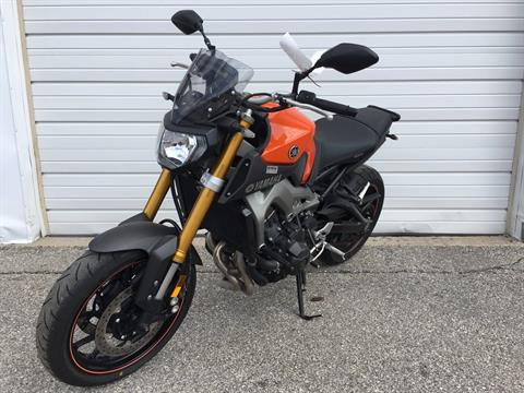 2014 Yamaha FZ-09 in Atlantic, Iowa