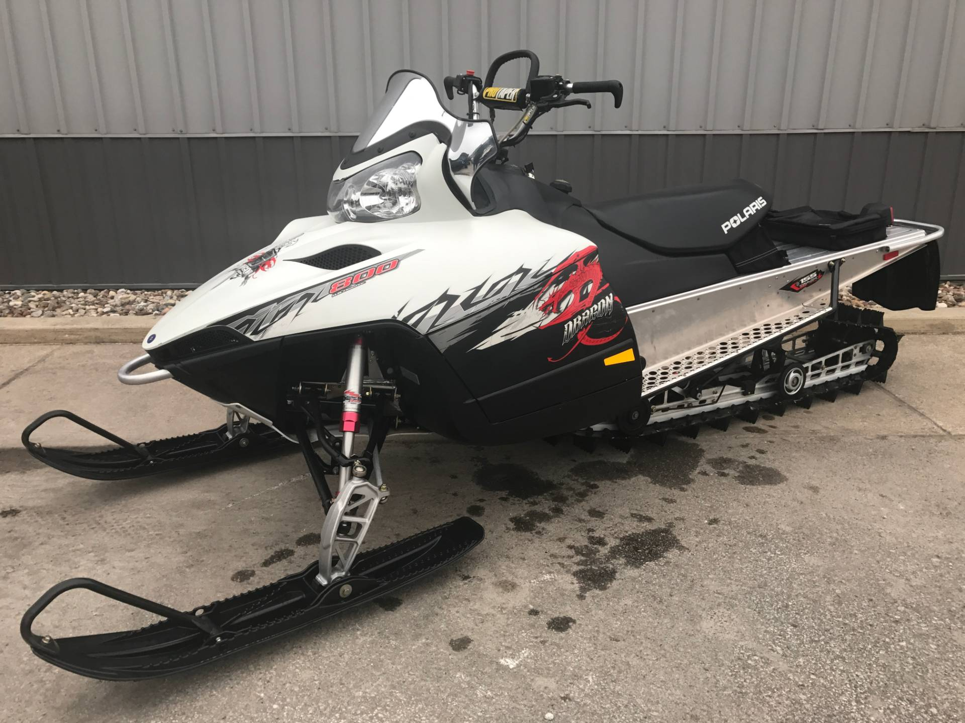 2009 polaris dragon 800 manual