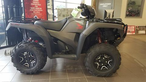 2017 Honda FourTrax® Foreman® Rubicon® 4x4 DCT EPS Deluxe in Rockwall, Texas