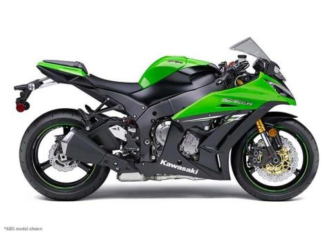 2014 Kawasaki Ninja® ZX™-10R in Brooklyn, New York