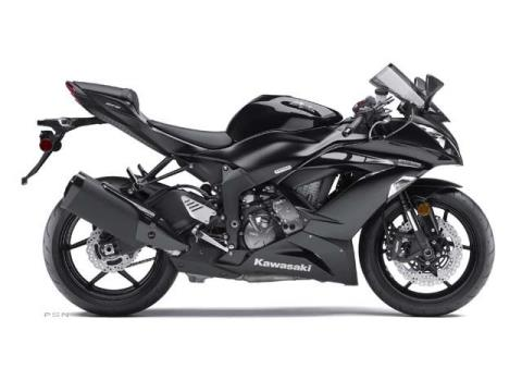 2013 Kawasaki Ninja® ZX™-6R in Brooklyn, New York