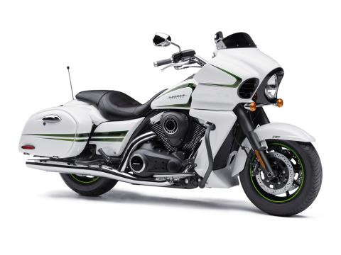 2016 Kawasaki Vulcan® 1700 Vaquero® ABS in Auburn, New York