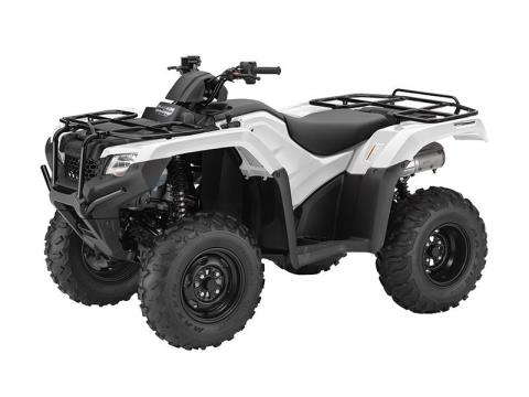 2016 Honda FourTrax® Rancher® 4X4 Automatic DCT IRS EPS in Natchitoches, Louisiana