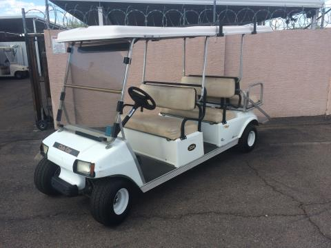 2008 Club Car Villager 6 in Mesa, Arizona