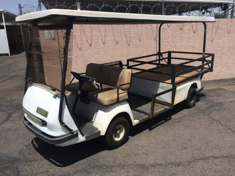 2002 EZGO Long Bed specialty in Mesa, Arizona