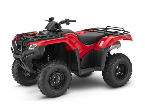 2016 Honda FourTrax® Rancher® 4X4 Automatic DCT IRS in Indiana, Pennsylvania