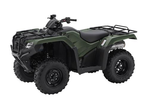 2016 Honda FourTrax® Rancher® 4X4 Automatic DCT in Indiana, Pennsylvania