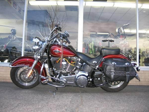 2009 Harley-Davidson Heritage Softail® Classic in Loveland, Colorado