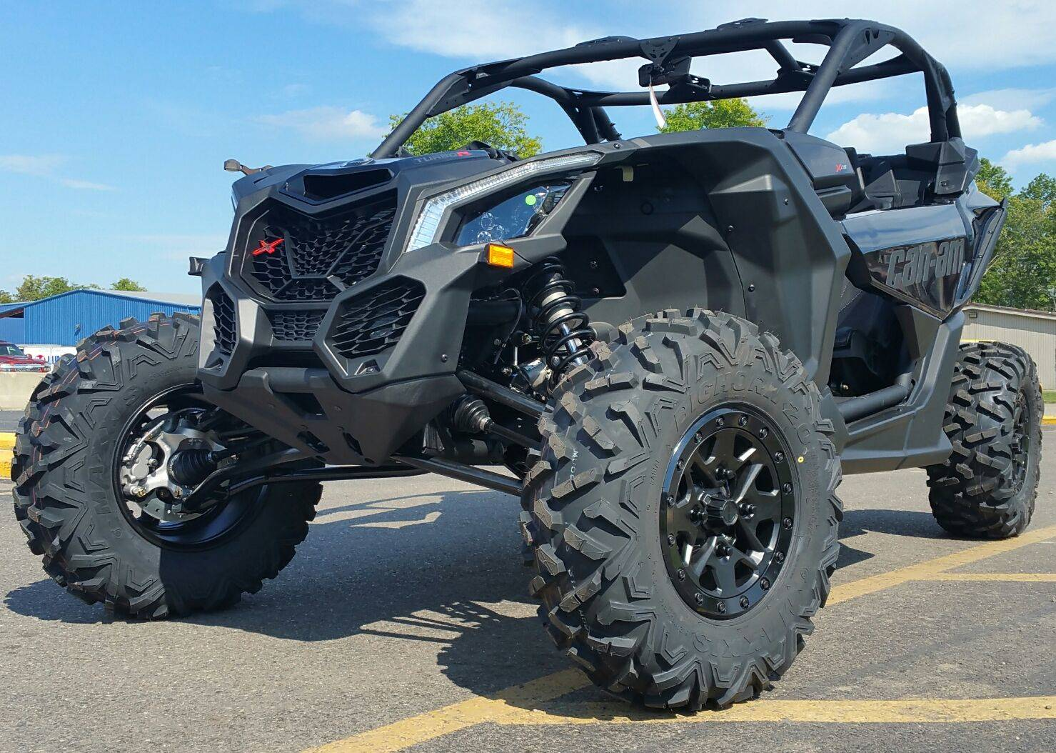 2017 can am maverick x3 x ds turbo r utility vehicles cambridge ohio n a. Black Bedroom Furniture Sets. Home Design Ideas