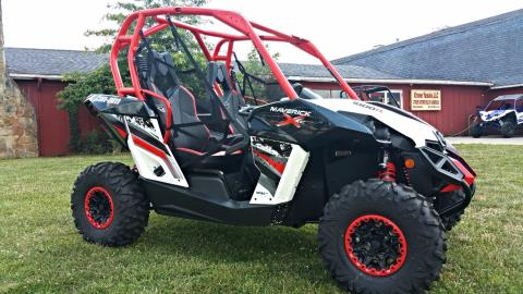 2016 Can-Am Maverick™ X® XC in Cambridge, Ohio
