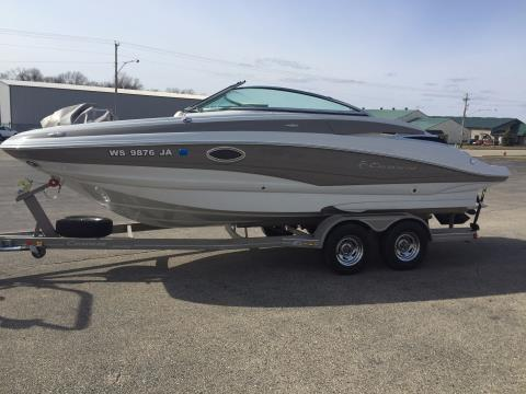 2014 Crownline E2 in Green Lake, Wisconsin