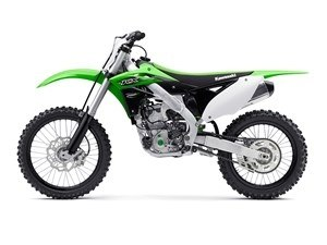 2016 Kawasaki KX™250F in Belfry, Kentucky