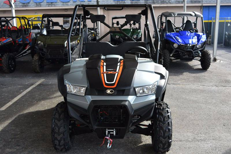 2017 Kymco UXV 450i LE in Clearwater, Florida