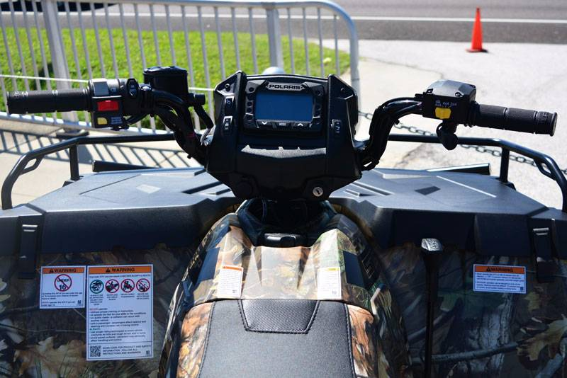 2017 Polaris Sportsman® 570 SP Hunter Edition in Clearwater, Florida