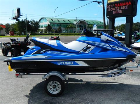 2017 Yamaha FX SVHO® in Clearwater, Florida