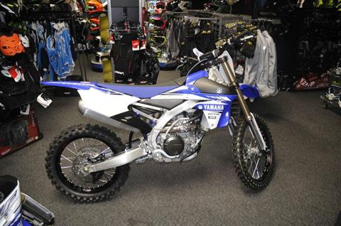 2017 Yamaha YZ450F in Roseville, California