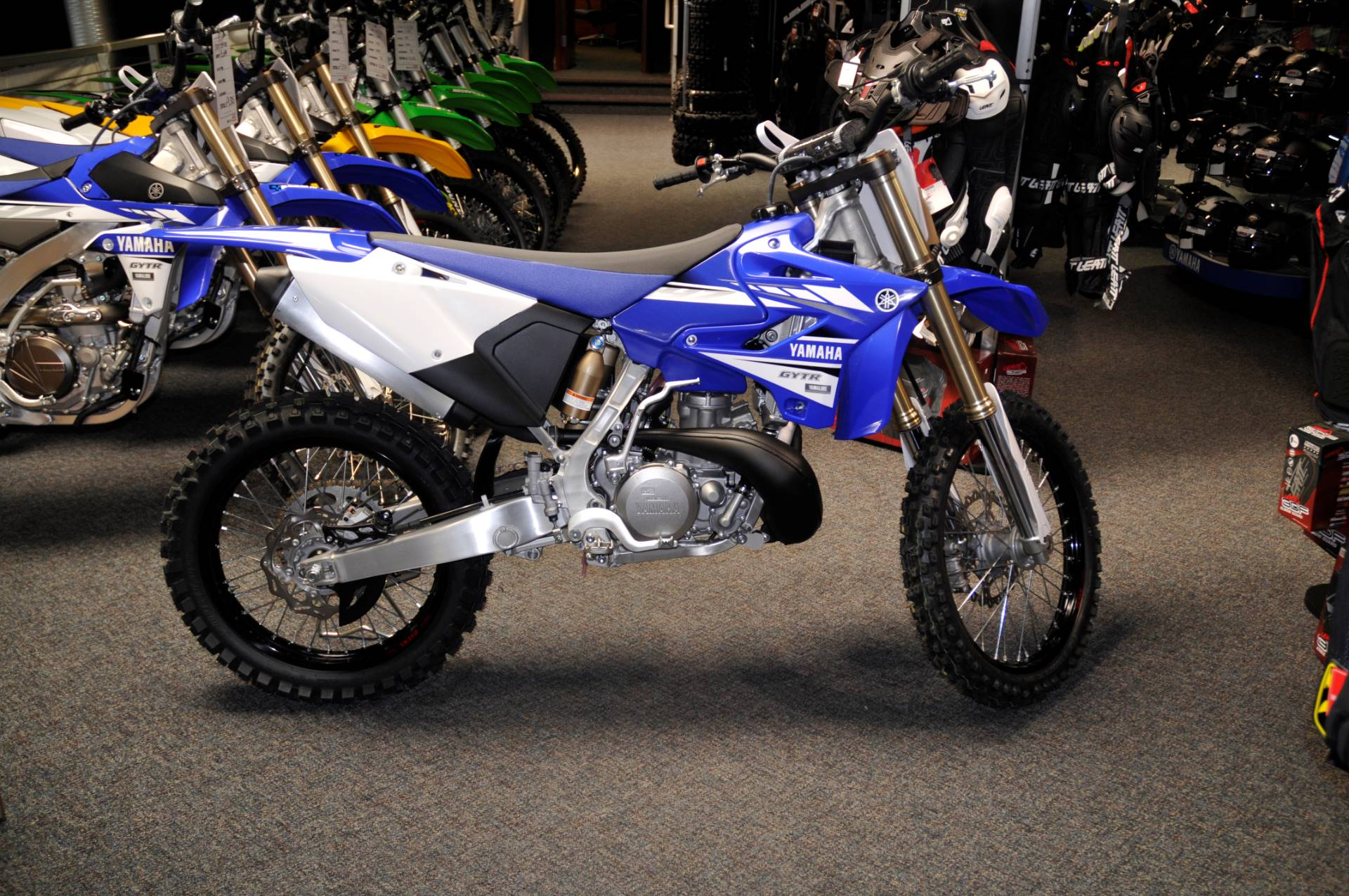 New 2017 Yamaha Yz250 Motorcycles In Roseville Ca Stock