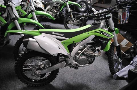 2016 Kawasaki KX™450F in Roseville, California