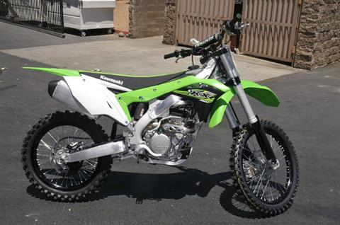 2017 Kawasaki KX™250F in Roseville, California