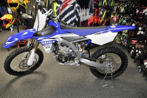 2017 Yamaha YZ250F in Roseville, California