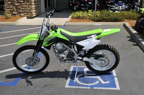 2017 Kawasaki KLX®140G in Roseville, California