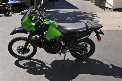 2016 Kawasaki KLR™ 650 in Roseville, California
