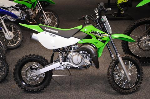 2017 Kawasaki KX™65 in Roseville, California