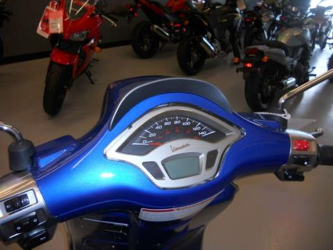 2015 Vespa Sprint 150 ABS in Albuquerque, New Mexico