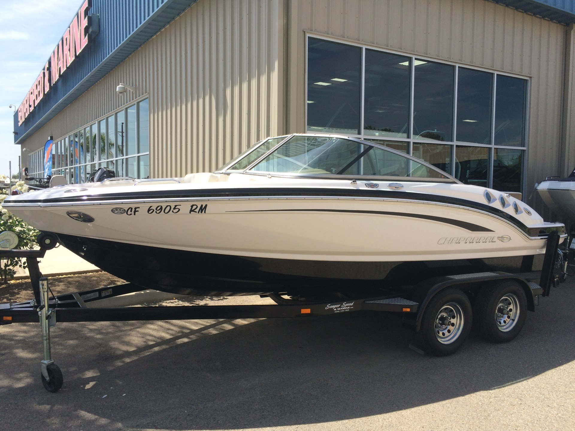 2013 Chaparral 196SS in Madera, California