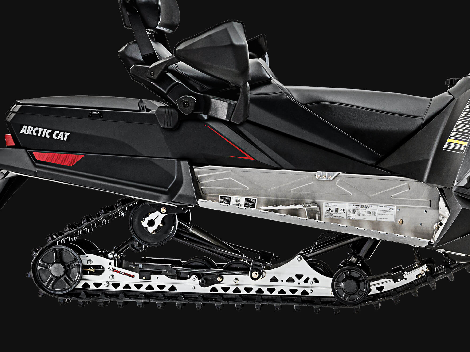 2016 Arctic Cat Pantera® 7000  Limited in Trego, Wisconsin