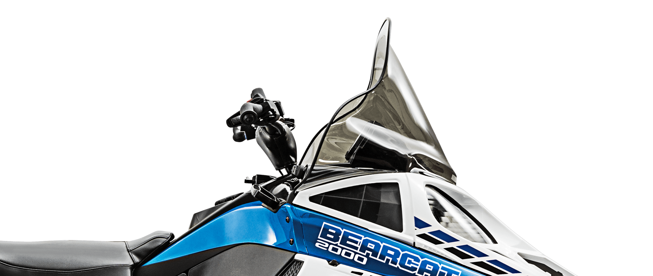 2016 Arctic Cat Bearcat® 2000 XT™ in Trego, Wisconsin