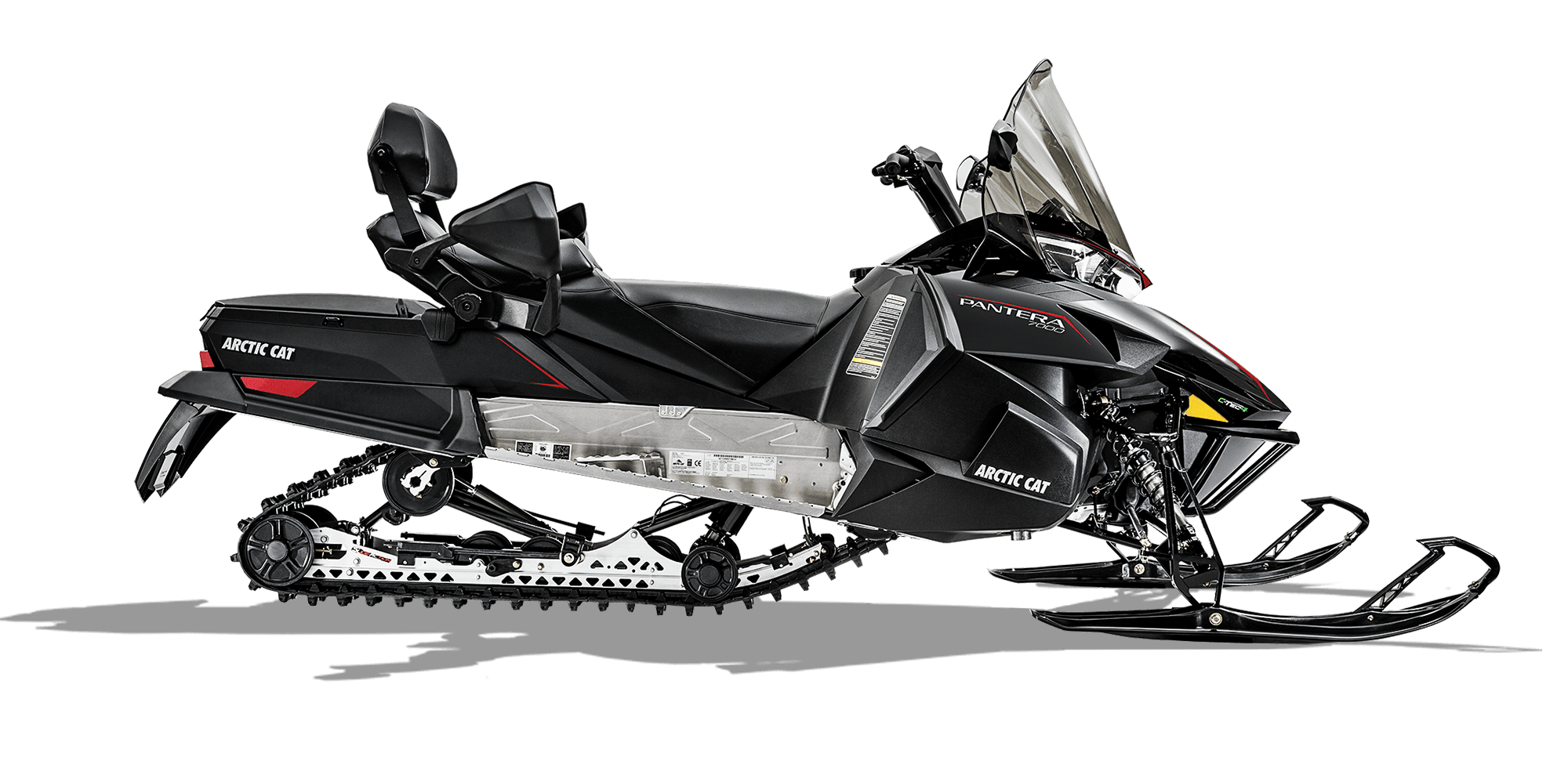 2016 Arctic Cat Pantera® 7000  in Trego, Wisconsin