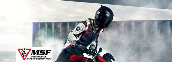 BMW Motorcycles - Ride Smart Reward