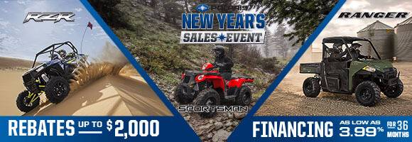 Polaris New Year Sales Event