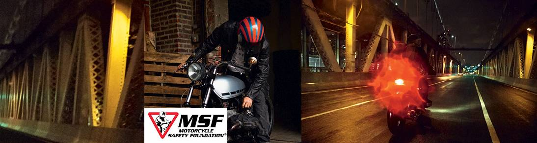 BMW Motorcycles - MSF Rider Coach Purchase Program