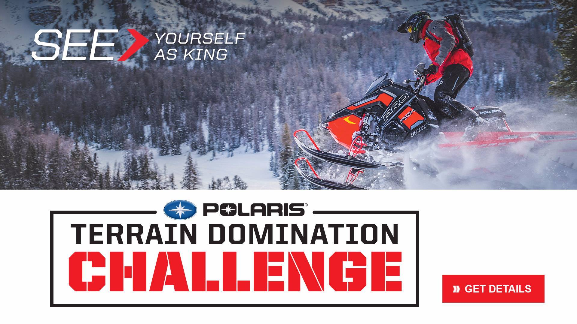 Polaris Terrain Domination Challenge Event