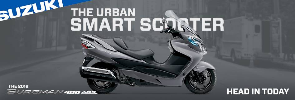 Suzuki Suzukifest Scooter Financing as Low as 1.99% APR for 36 Months or Customer Cash Offer