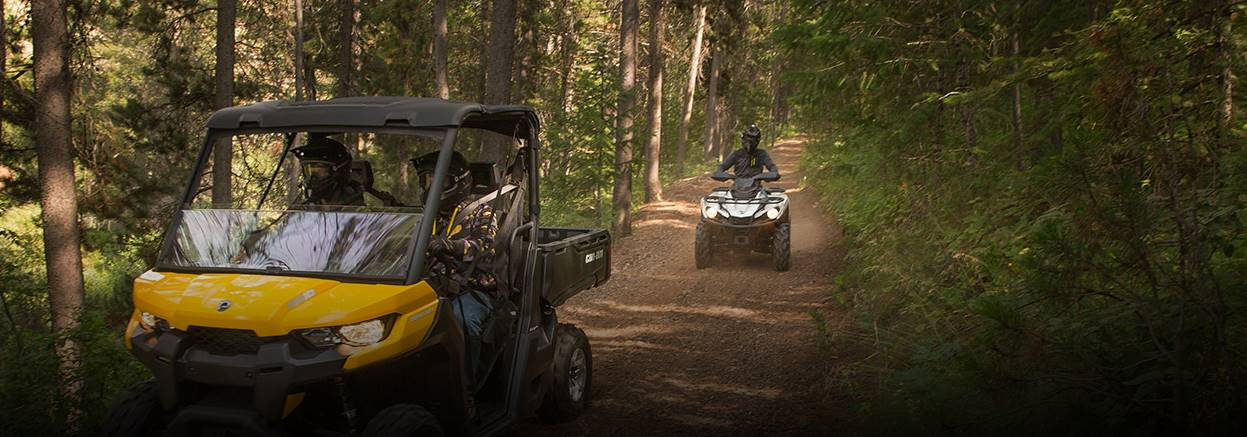 Can-Am Sheffield Financing - Off-Road - 01-16-BRP-US - 6.5, 9.5, OR 10.5% - MY2014-2017