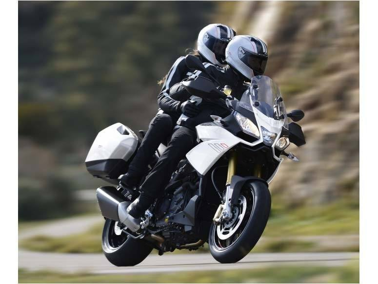 2015 Aprilia Caponord 1200 ABS Travel Pack in Greenwood Village, Colorado