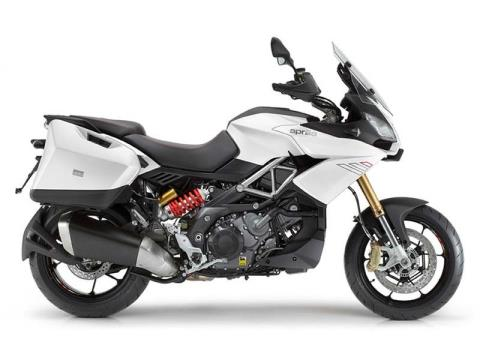 2015 Aprilia Caponord 1200 ABS Travel Pack in Orange, California