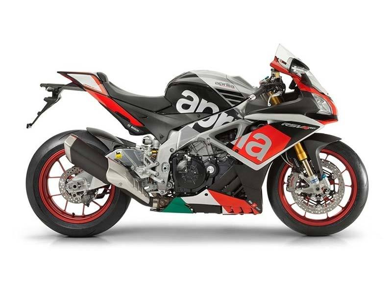 2016 Aprilia RSV4 RF ABS in New Haven, Connecticut